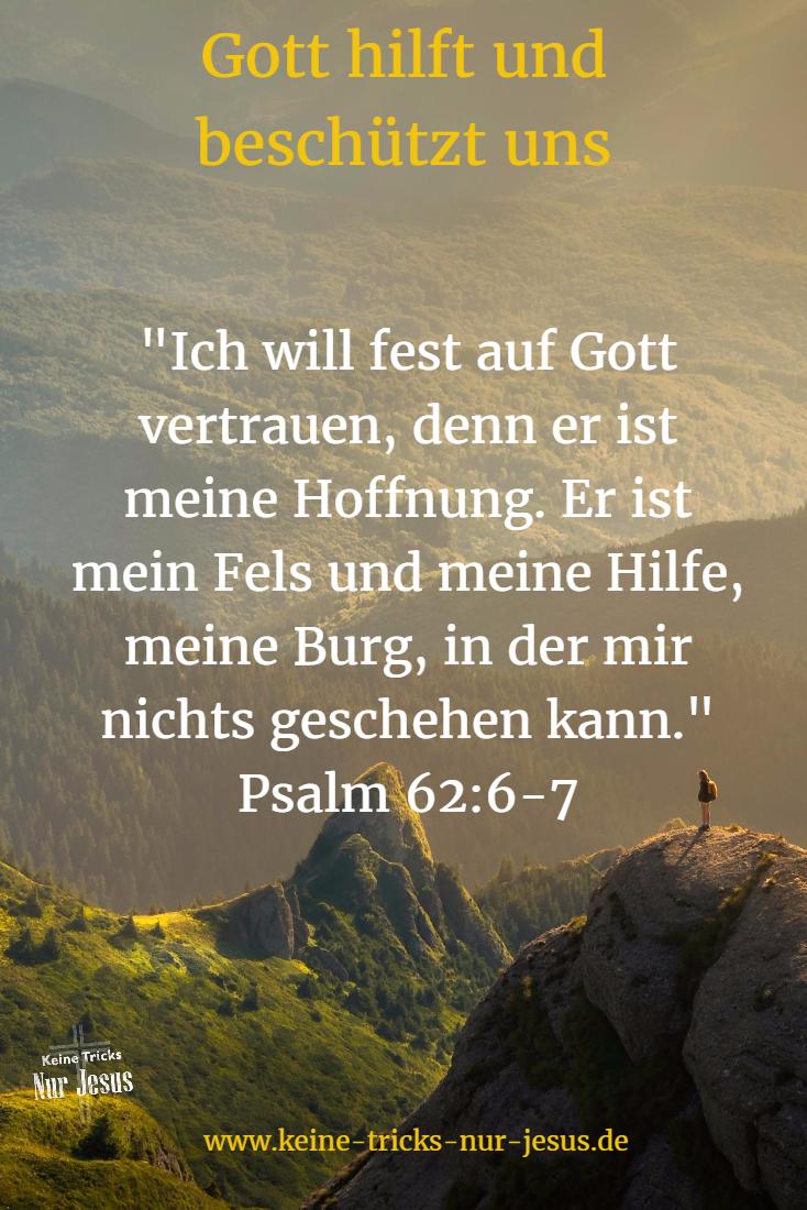 Sagen Sie Du Gewaltiger Gott Du Mich Liebender Himmlischer Vater Ich Stelle Mich Unter Deinen Schutz Ich Ver Christliche Spruche Momente Zitate Psalmen