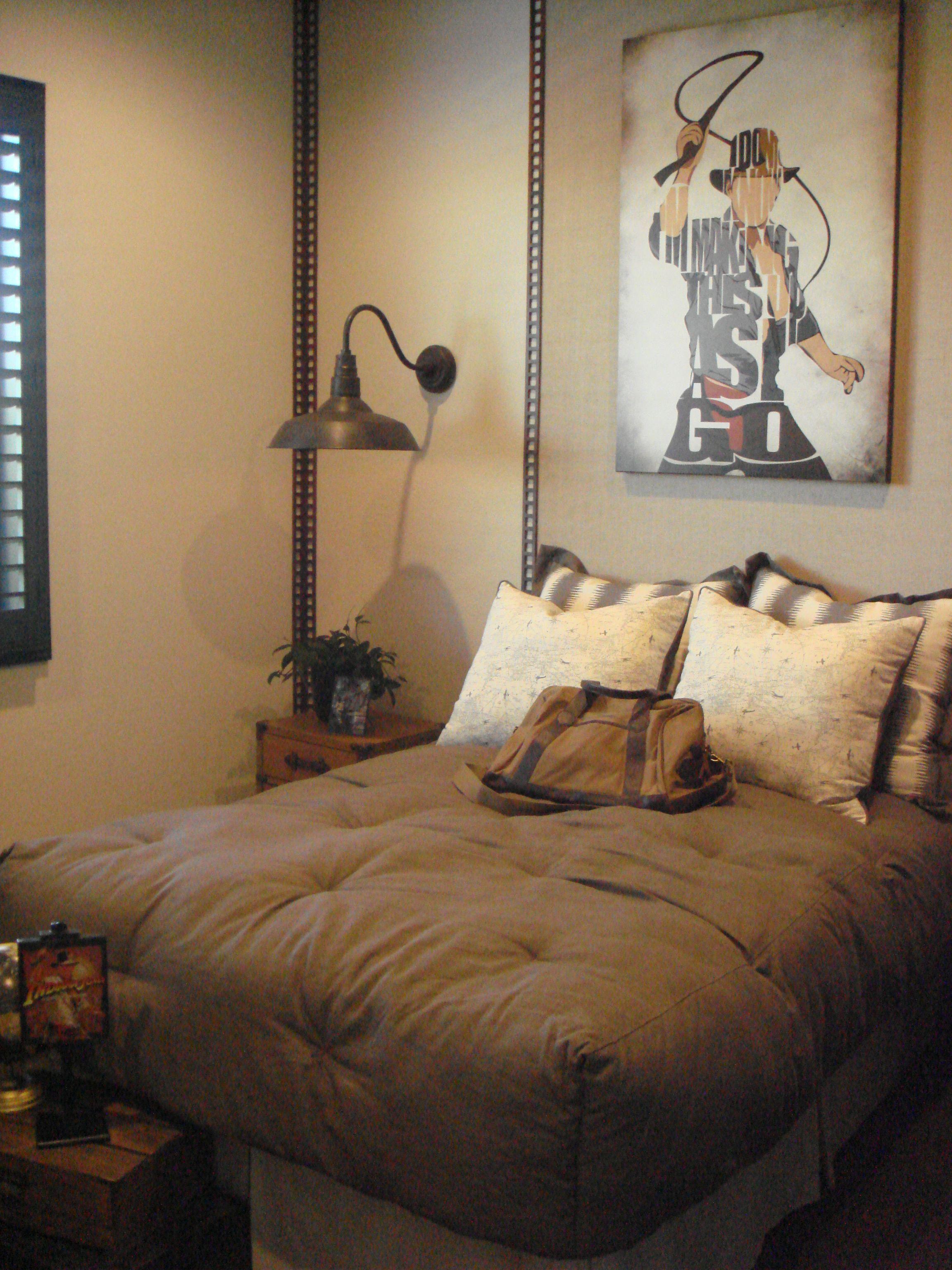 Indiana Jones Themed Bedroom Indiana Jones Room Future Bedroom