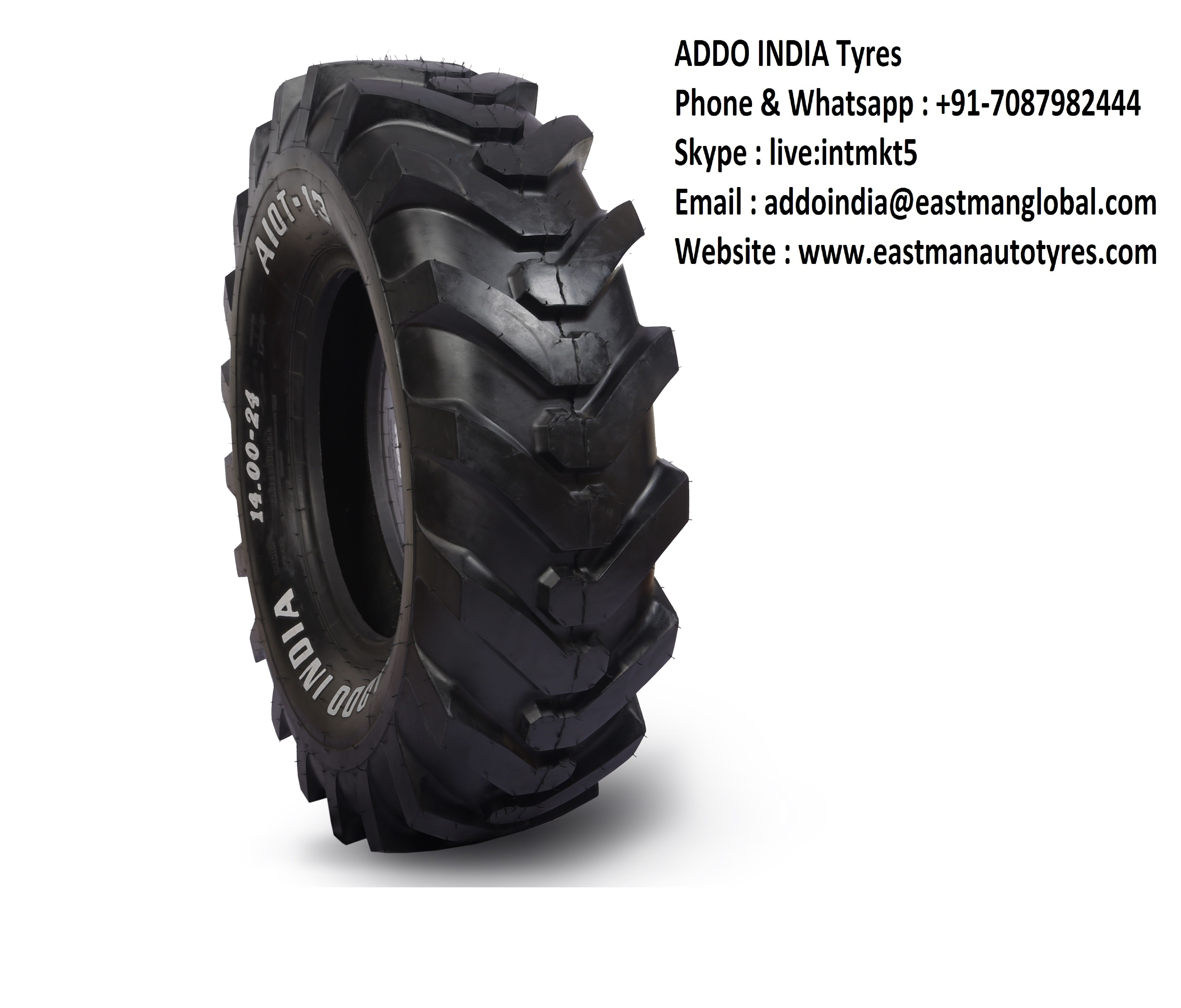 14 00 24 G2l2 Aiot 13 Addo India Tyres Addo Tire Leather Bracelet