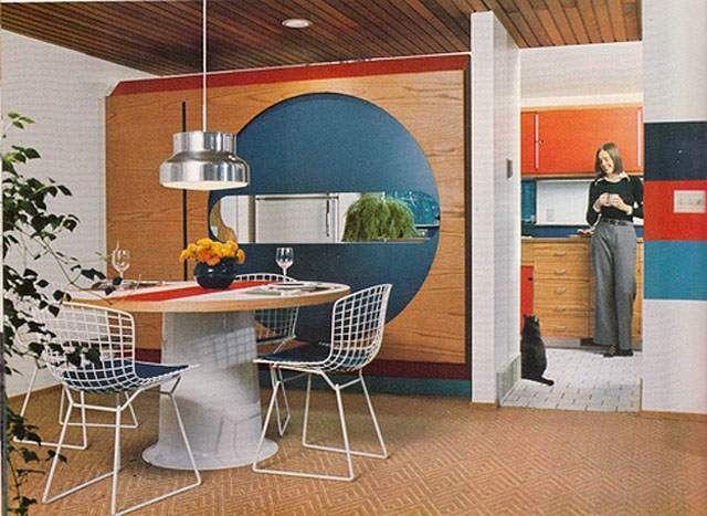 explorez cuisine 1970 cuisine rtro et plus encore - Table De Salle A Manger Ikea1962