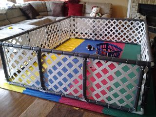 Another Playpen Idea This Time With A Much More Detailed