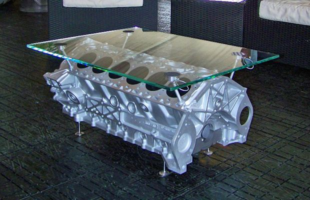 Car Engine Coffee Table I M Totally Makiing This Hen