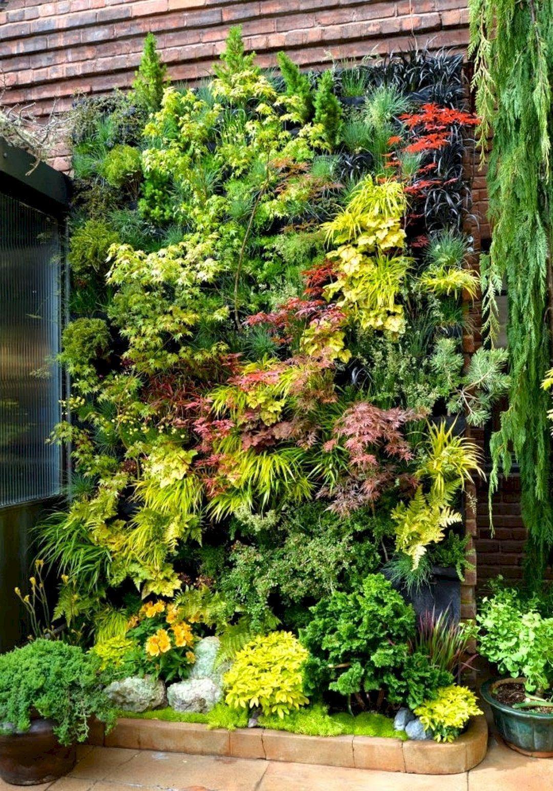 Top No 24 Creative DIY Vertical Garden You Can Apply on ...