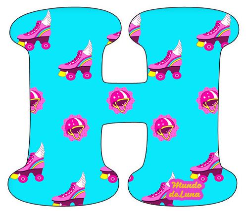 Alfabetos Infantiles Soy Luna Letra H Png 499 427 Son Luna Abecedario Imprimir Sobres