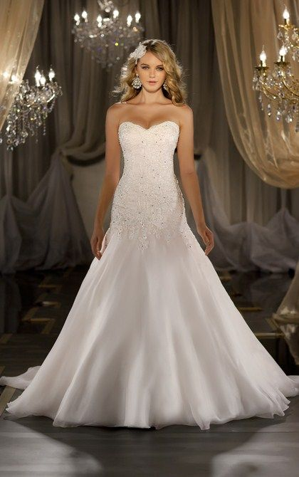 Martina Liana This Beauty Is A Fairytale Gown Ellynne Bridal