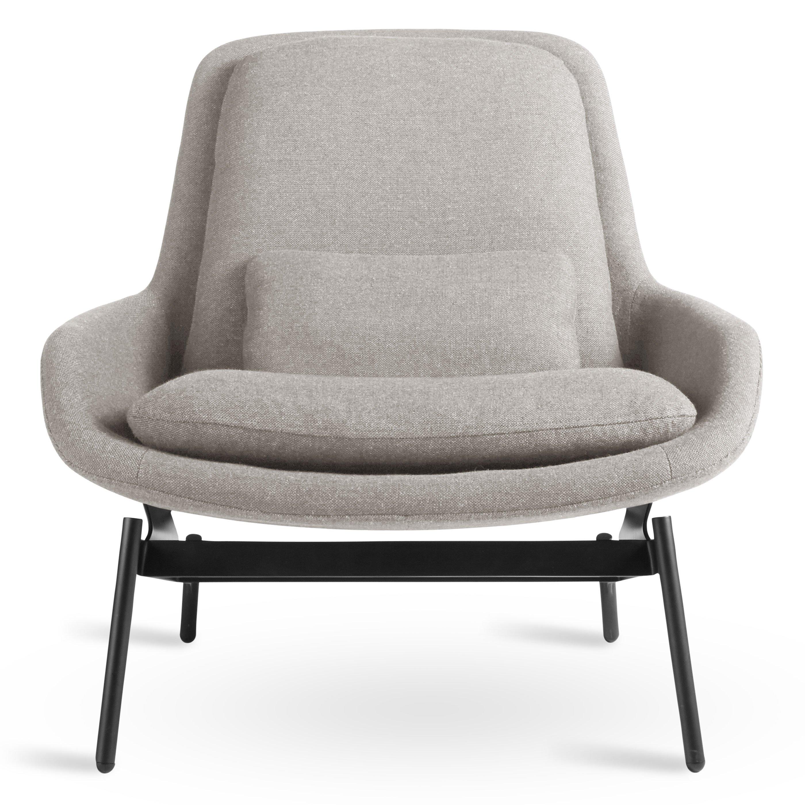 Best Blu Dot Field Lounge Chair Modern Chairs Chair Design 400 x 300