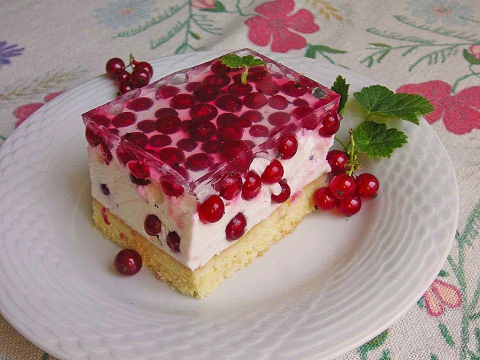 Kuchen mit joghurt und topfen