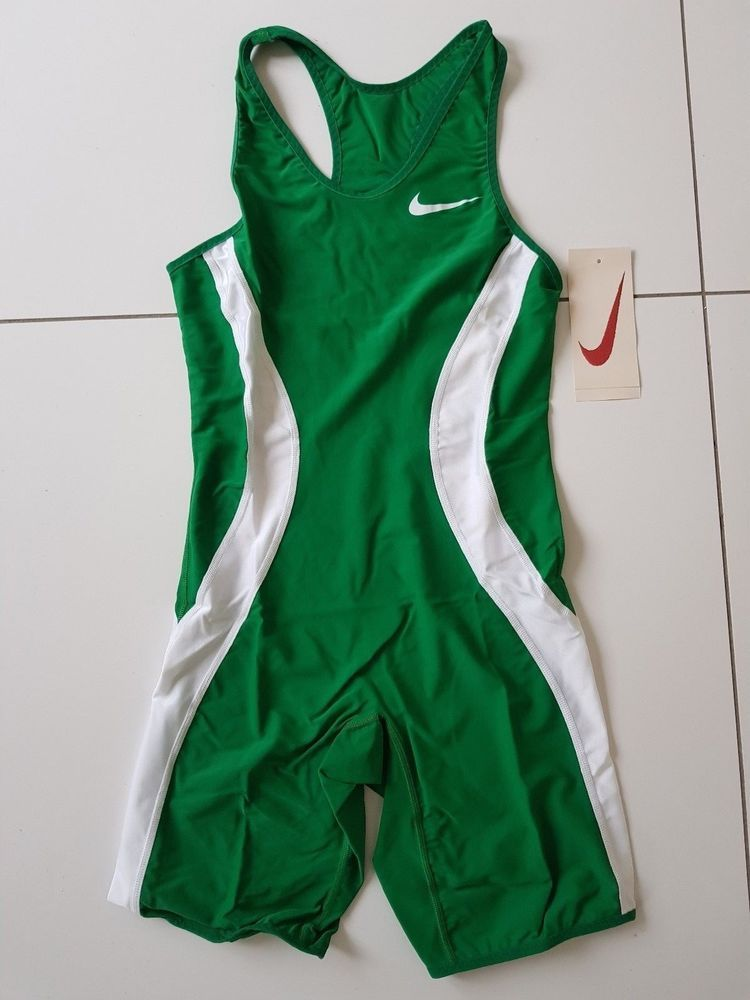 huge discount 6d36c b5a7a NIKE PRO ELITE Running Speedsuit Singlet Track and Field Olympic Vest  Shorts S Nike