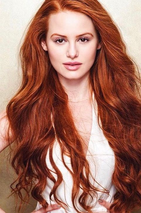 Pin By Mayza Dutra On Kj Apa Madelaine Petsch Natural Hair Styles Hair Styles