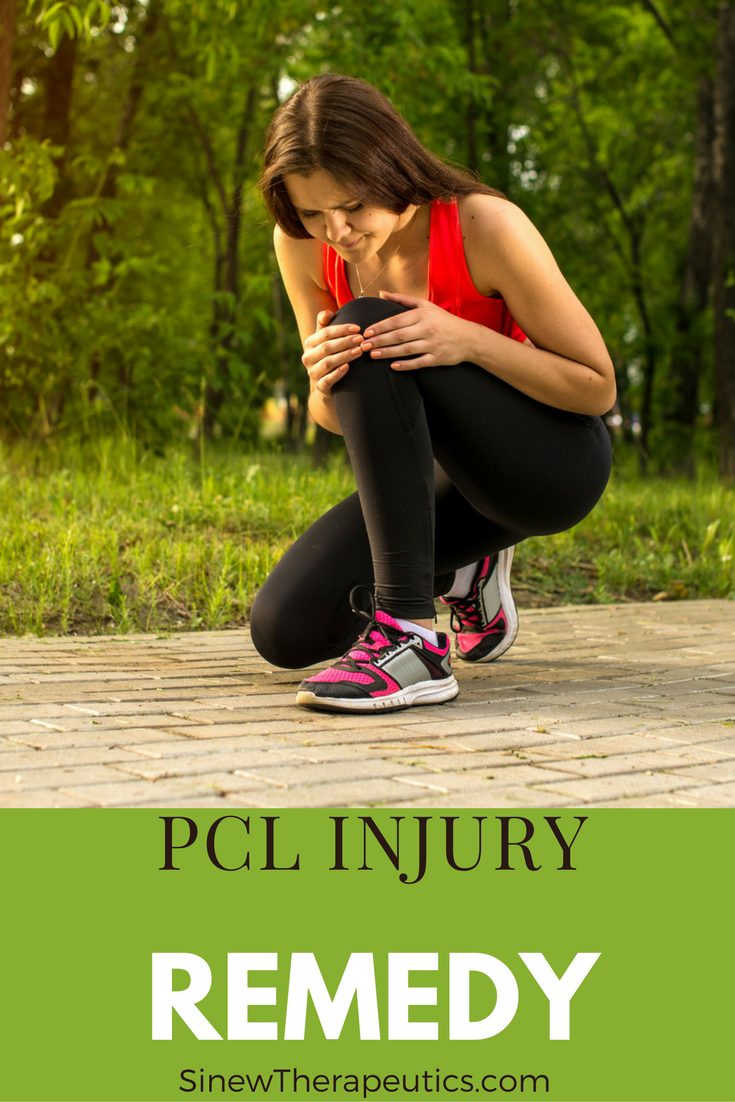PCL Injury Remedy Sinew Herbal Ice is a topical herbal