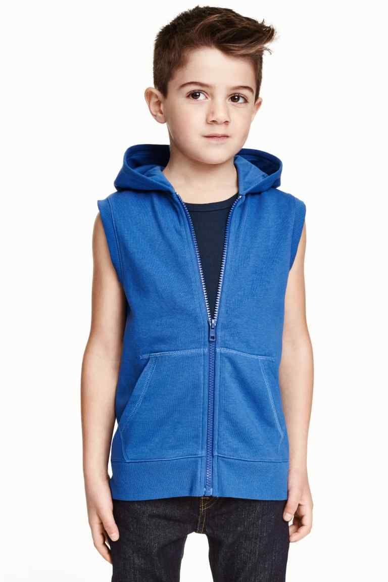 enfant avec capuche sans vest