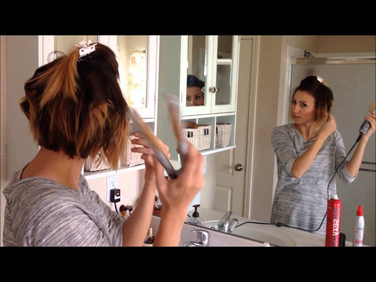 Loose Waves For Short Hair Gorgeous Darling Pinterest Loose