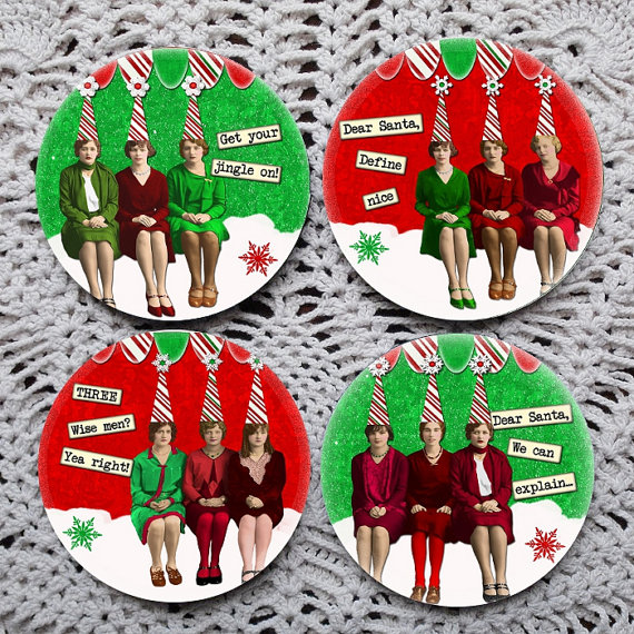 Pin On Coasters By Polkadotdog