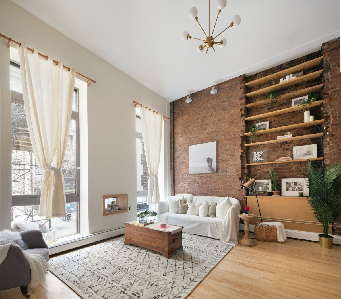 New York City Pre War Loft Real Estate Listing Apartment Therapy