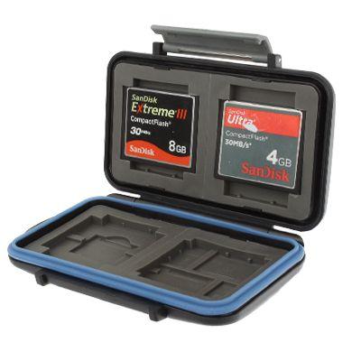 [$4.35] MC-5 JJC MC Series Waterproof Digital Camera Memory Card Case