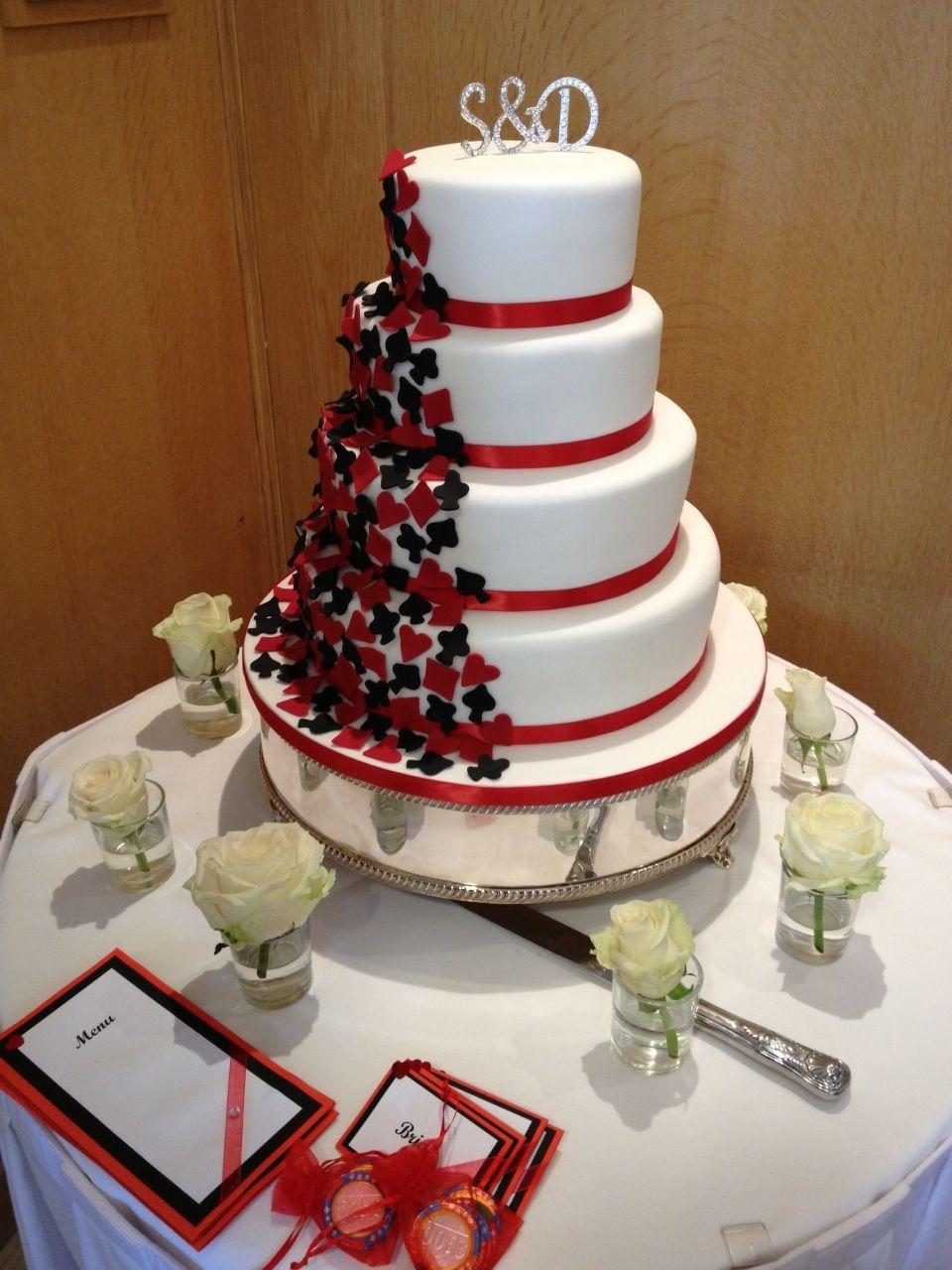 Las Vegas Birthday Cakes