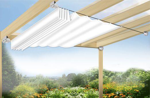 Sonnensegel In Seilspanntechnik - | Gärten | Pinterest | Garten Sonnensegel Terrasse Sonnenschutz