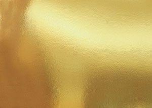 Thin Gold Foil Matboard Matboard Art Materials Gold