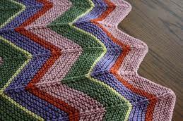 Image result for Pattern Knit Chevron Stitch | Chevron ...