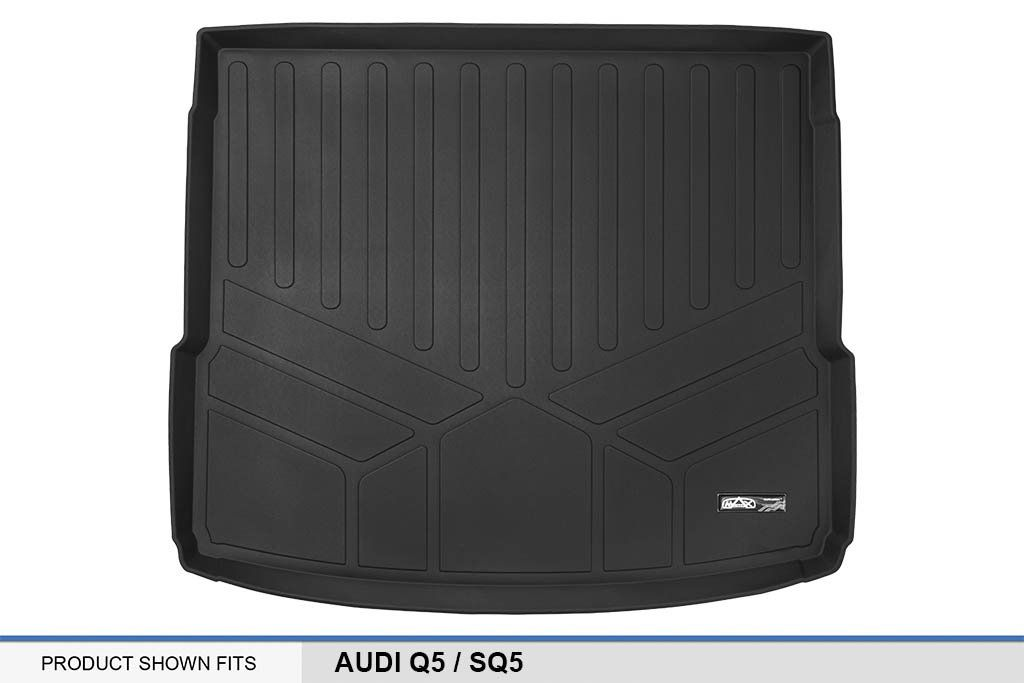 Maxtray All Weather Cargo Liner Floor Mat Black For 2018 Audi Q5 Sq5 Want Additional Info Click On The Image It Is Amazon Affilia Cargo Liner Audi Q5 Sq5