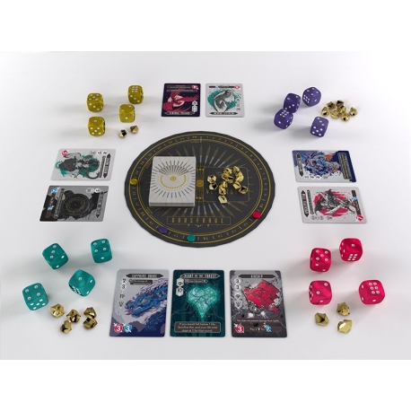 Striped dice (With images) Dicing, Dungeons and dragons, Rpg