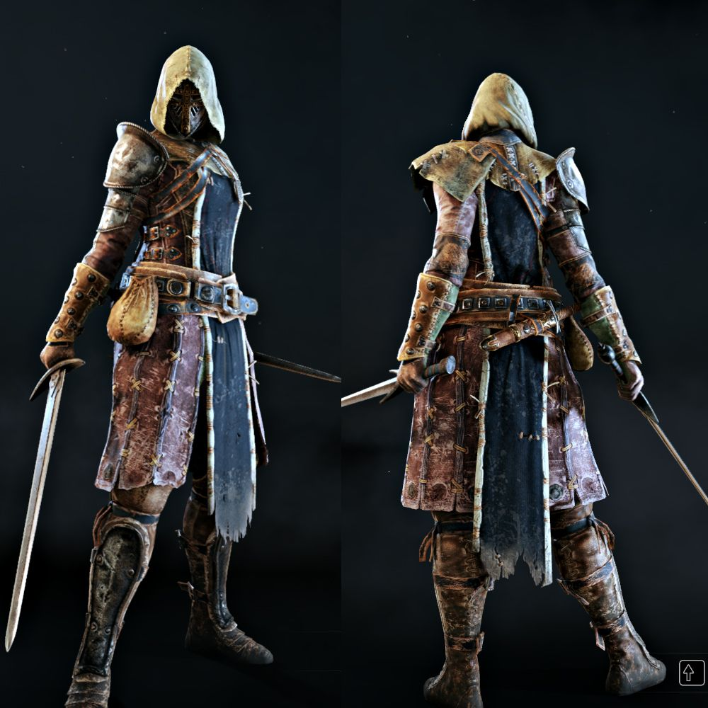 Peacekeeper From For Honor Dark Souls Fantasy Characters The Peacekeeper