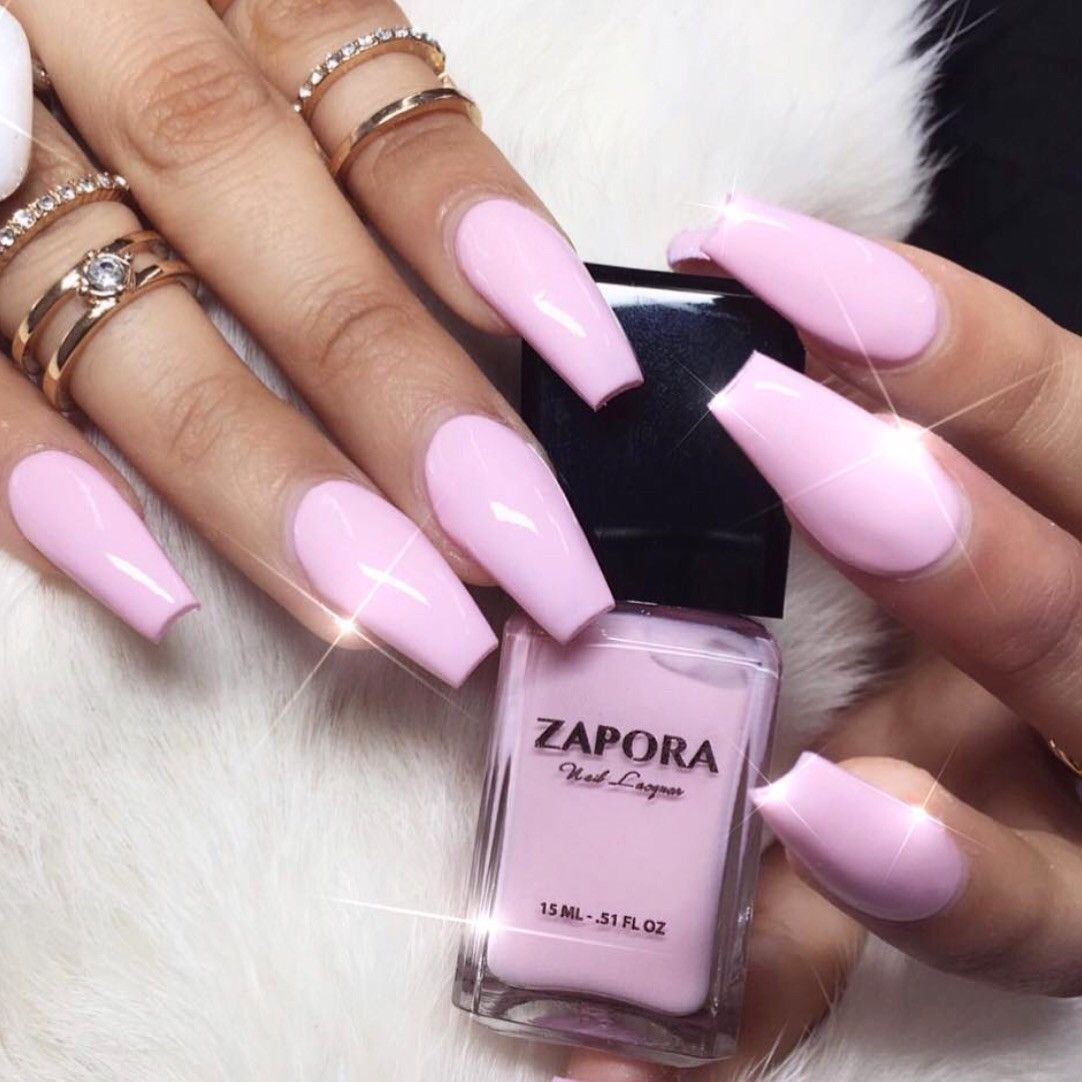 BABY DOLL BY LINA – ZAPORA Nail Lacquer