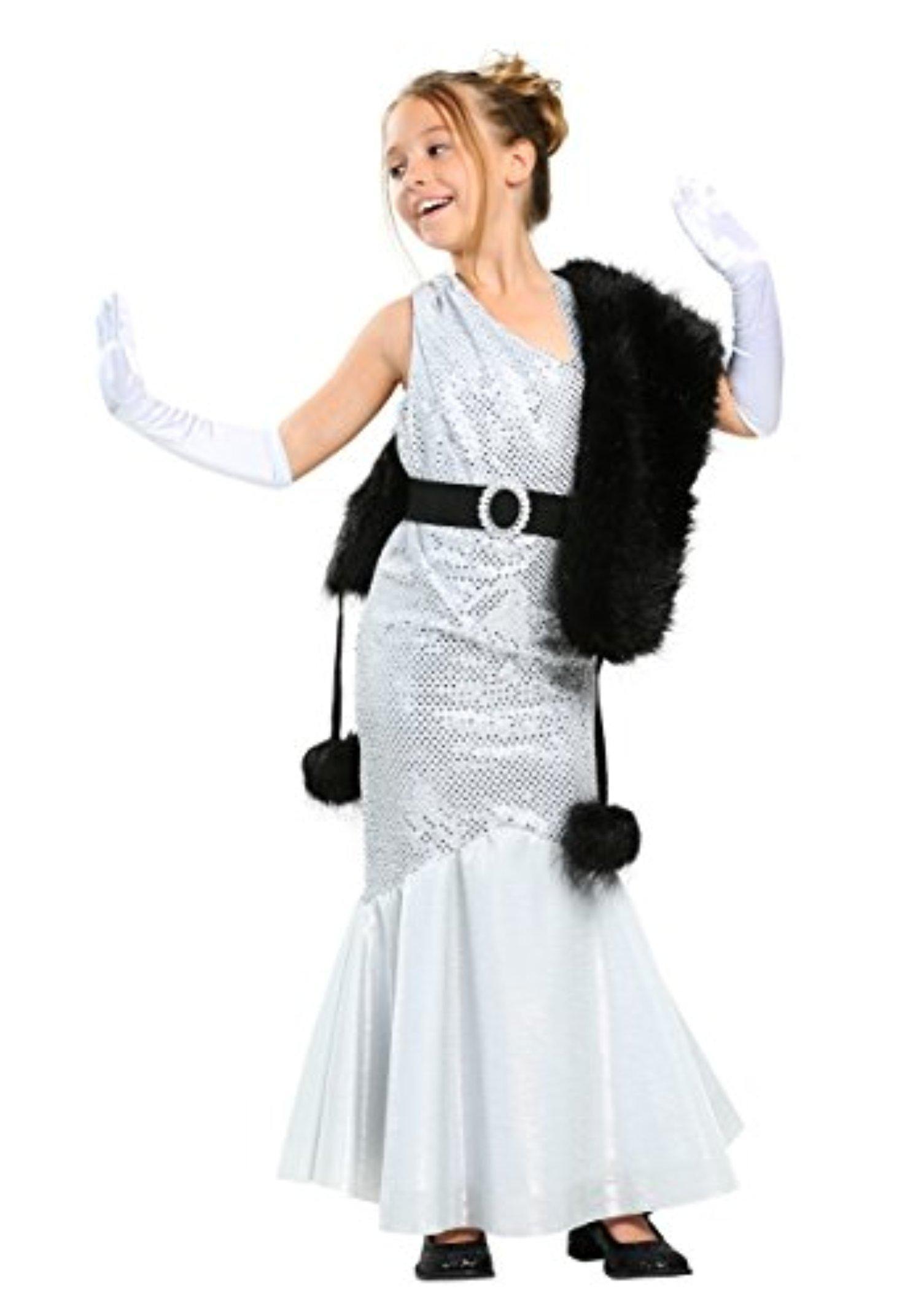 Fun Costumes girls Girls Silver Movie Star Costume Medium (8-10) - Brought to you by Avarsha.com  sc 1 st  Pinterest & Fun Costumes girls Girls Silver Movie Star Costume Medium (8-10 ...