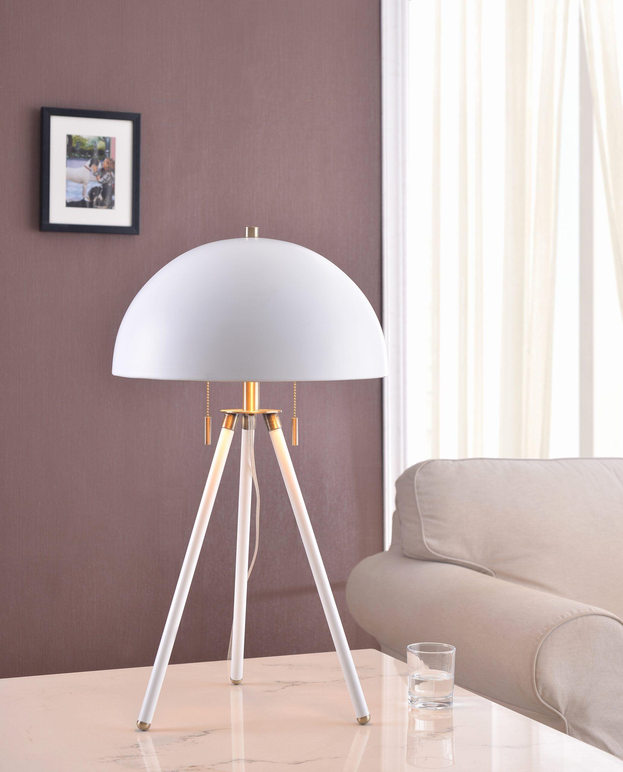 Modern Living Room Table Lamps Beautiful Marsha 27 Tripod Table Lamp Di 2020