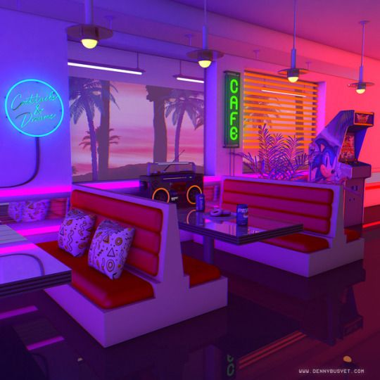 80 S Aesthetic Nostalgia Fueled By Synthwave Vintage And