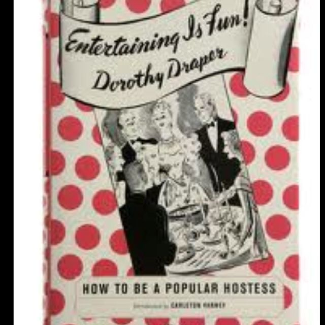 One of my favorite books ... Dorothy Draper