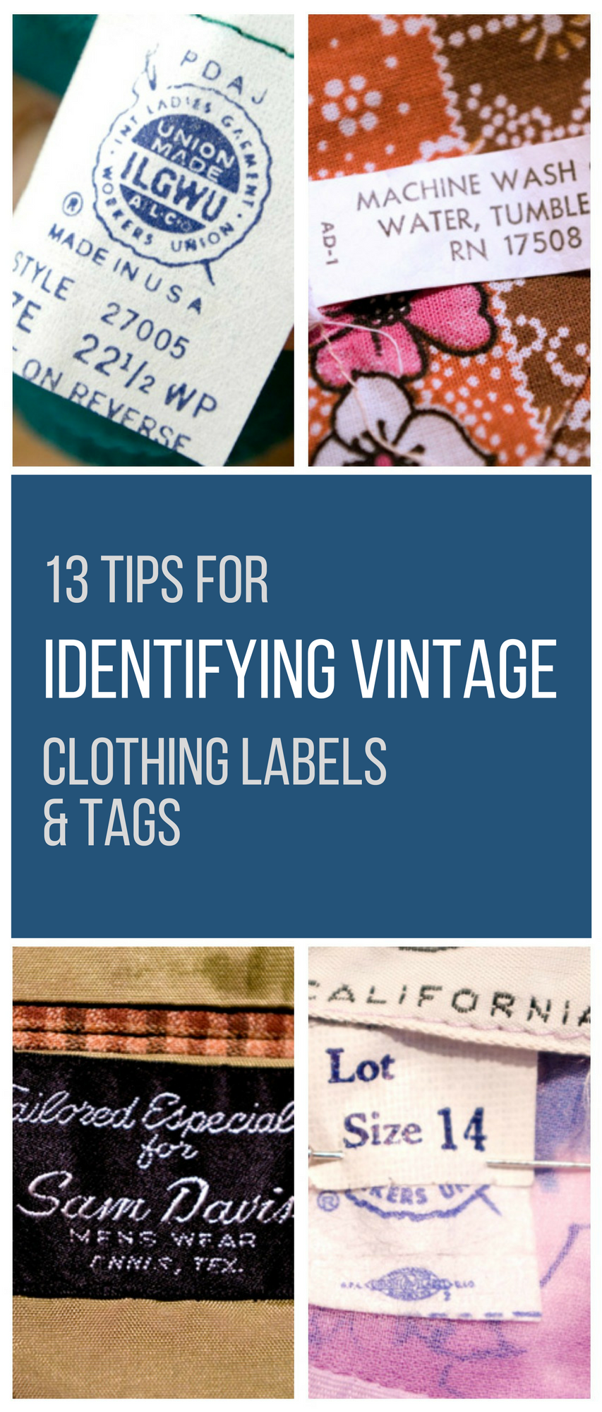 874cde4b07a 13 Tips for Identifying Vintage Clothing Labels   Tags Vintage Labels