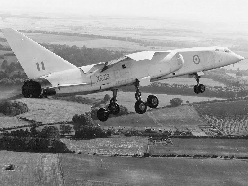 British Aircraft Corporation TSR-2, designed to carry four thermonuclear bombs deep into enemy territory, first flew on Sept. 27, 1964 at Boscombe Down, Wiltshire, England, with renowned test-pilot Roland Beamont and navigator Donald Bowen. But the TSR-2's life was brief: The program was canceled in 1965, officially due to rising costs. The decision remains controversial, as some say the U.S. government—which wanted to sell Britain the General Dynamics F-111—had a hand in the aircraft's…