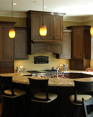 Gentil Custom Kitchen Designs | Amish Custom Kitchens Is A Chicago And  Indianapolis Area Cabinet .