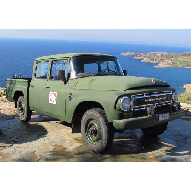 My 1967 International Harvester 1200 Double Cab International