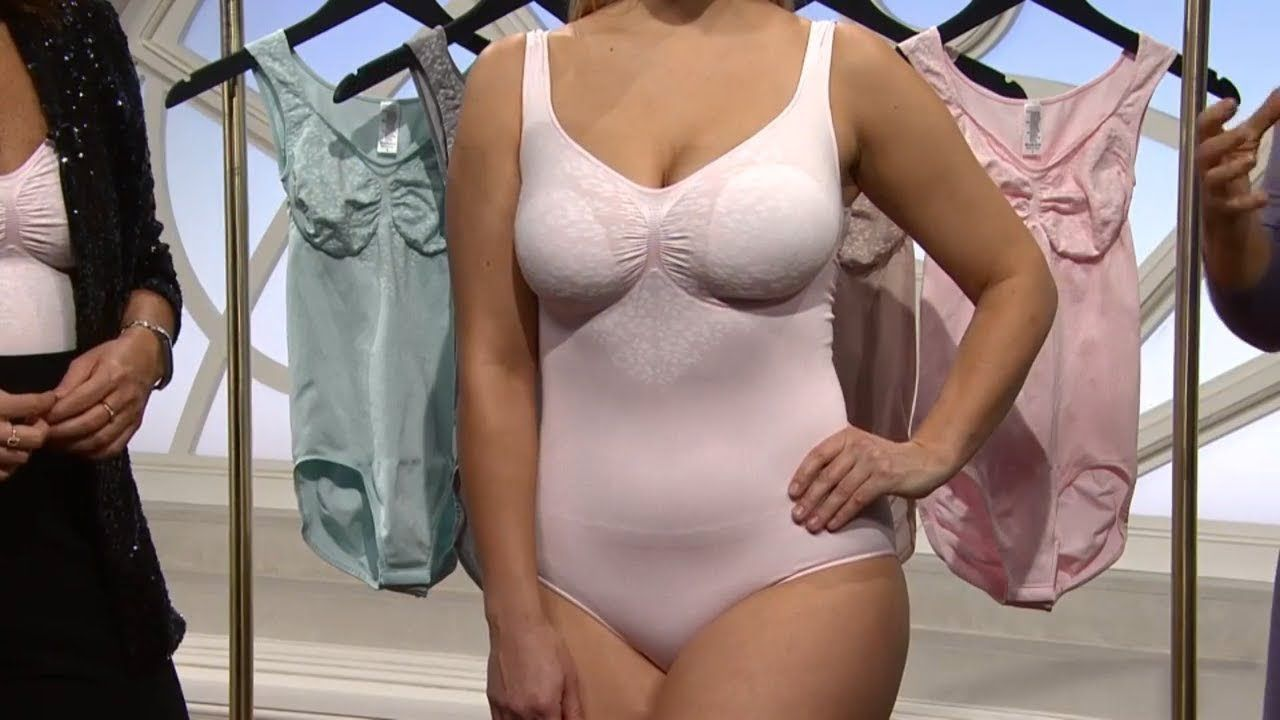 f39a07ff86fb3 Lucy Kent Shapewear QVC UK Model 31-12-17