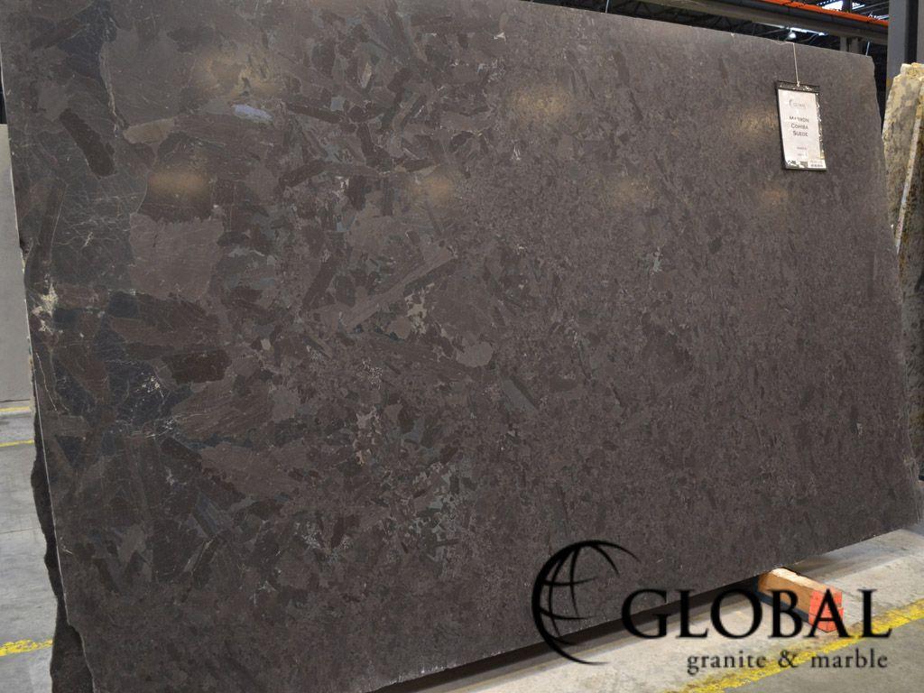 Marron Cohiba Suede Granite Granite Slab Global Granite