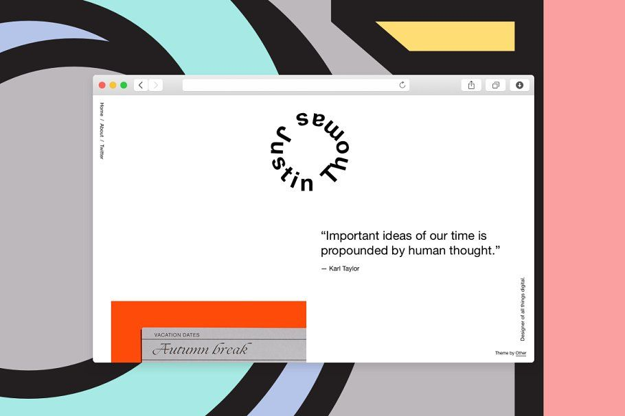 Other Spin Spin Tumblr Themes Theme Web Themes Minimal Theme