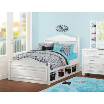 best loved d874c 3a7fe Costco: Cafekid Brooke Full Storage Bed | Teagan's Room ...