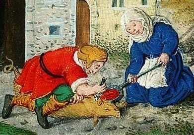 Antrophistoria: La matanza del cerdo, y su tradición, en la Histor...