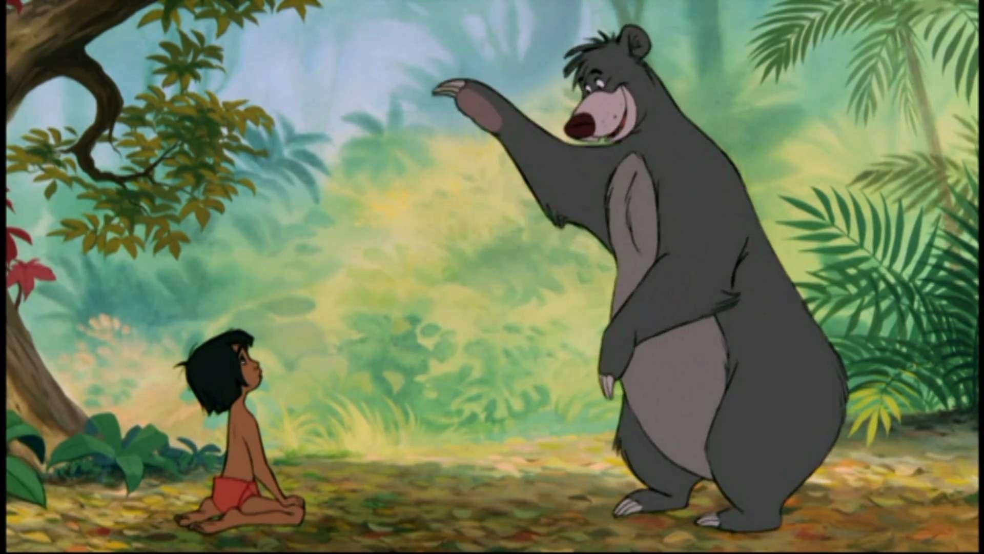 The Jungle Book Bare Necessities Eu Portuguese Disney Songs Disney Lyrics Disney Songs Playlist