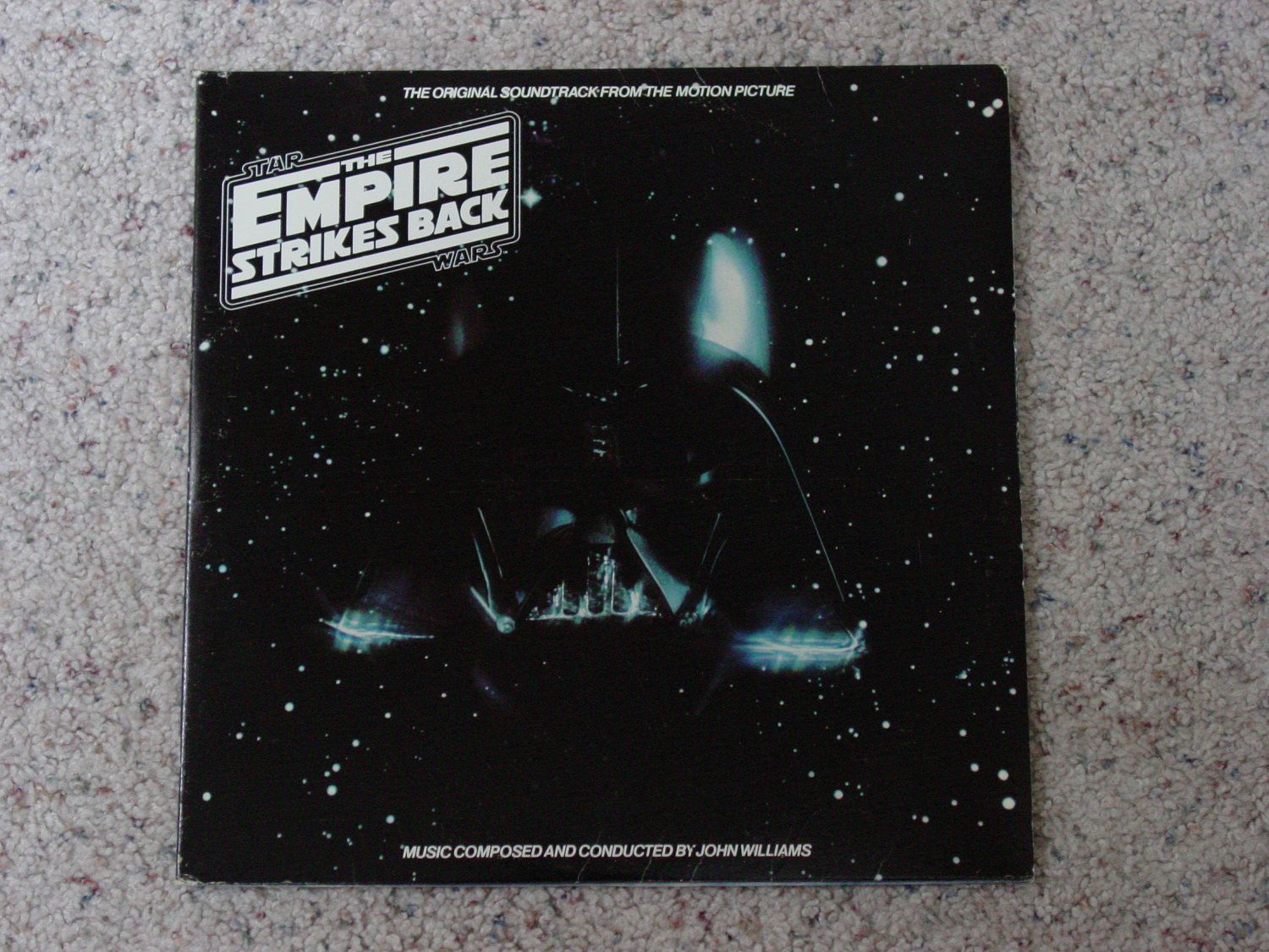 The Empire Strikes Back: Soundtrack from the Motion Picture (Vinyl, 1980)