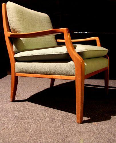 Danish teak sessel denmark m bel 70er jahre loungechair for Sessel designklassiker