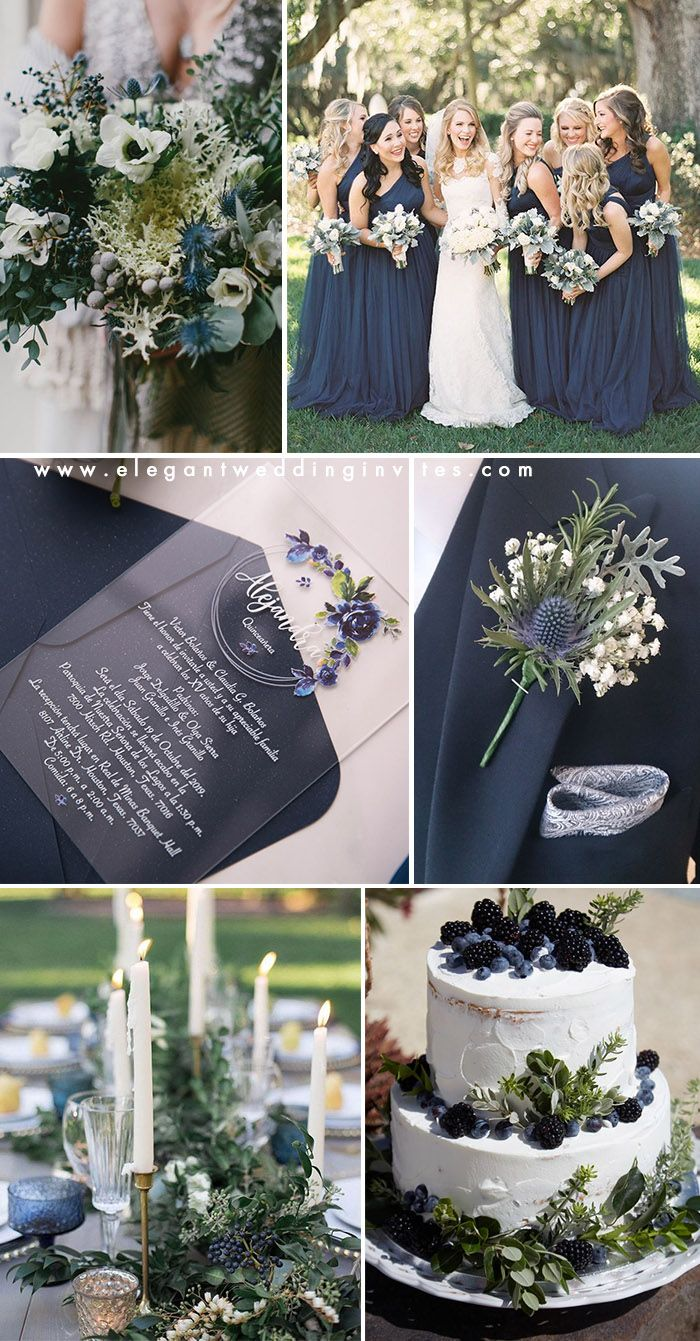 2020 Wedding Invitation Trends: Clear Vellum and Acrylic - Elegantweddinginvites.com Blog