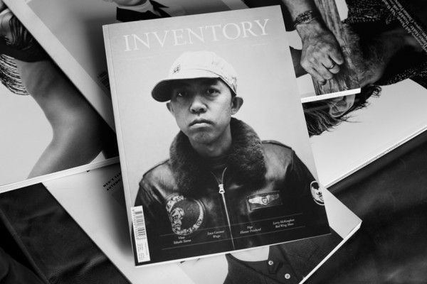 Cover of Inventory - The Sartorialist