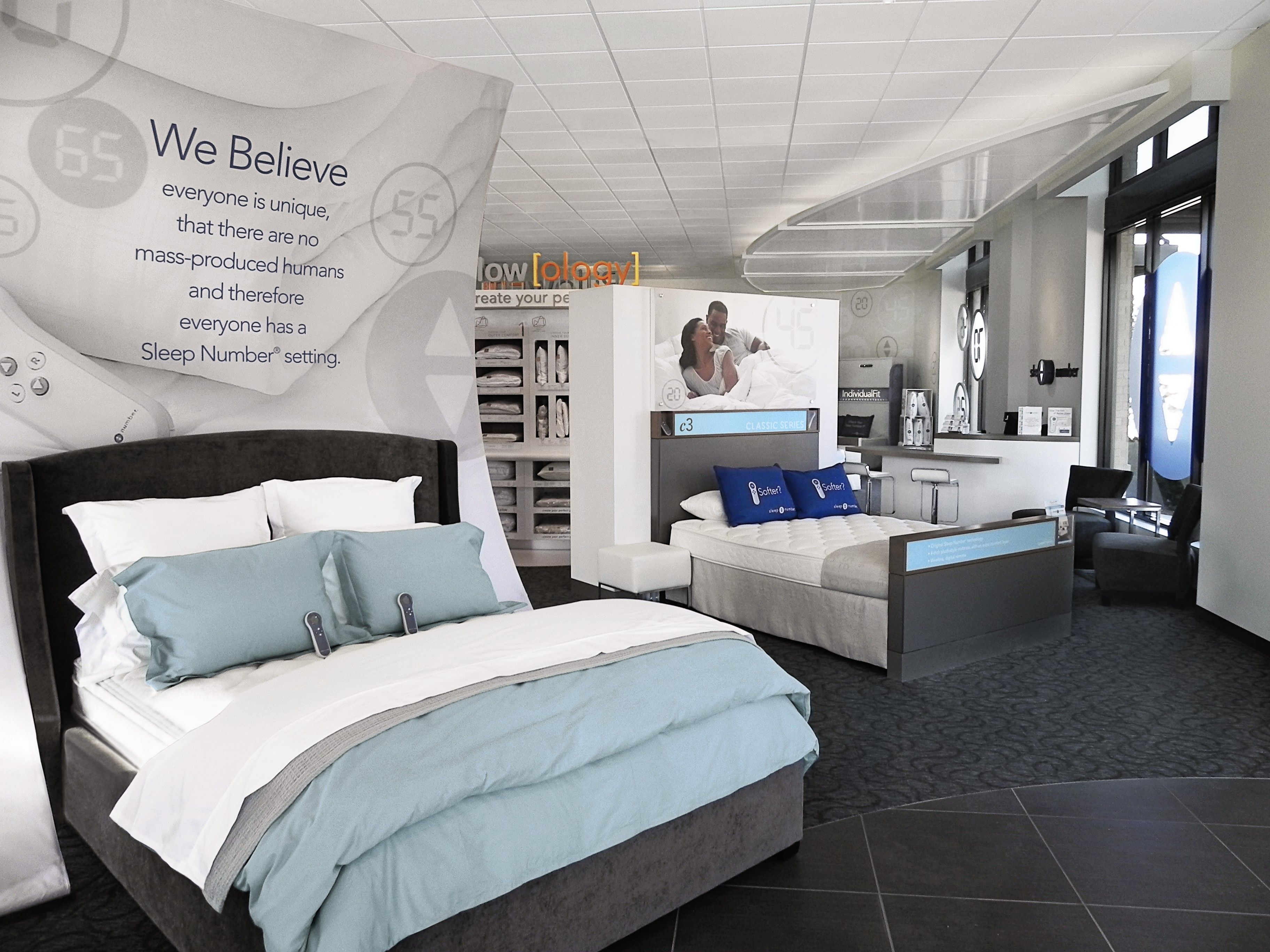 Check Out The New #Sleepnumber Stores Have You Visited One
