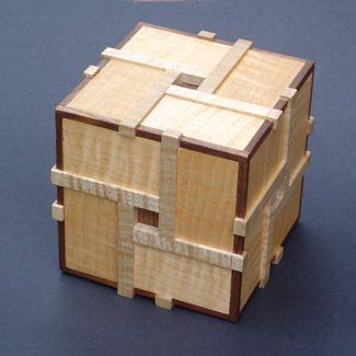 Tamatebako - Box Origami Instructions - Origami Choices | 325x325