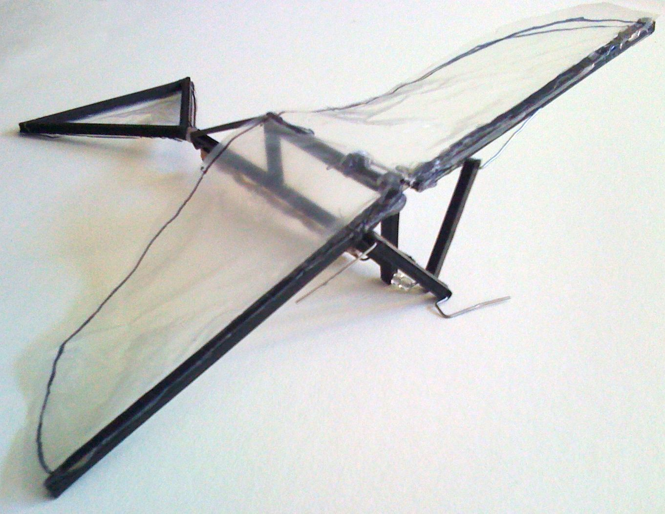 Partially 3d Printed Ornithopter Testhttp://www.youtube.com/watch?v=Tw-b4Z79fuo