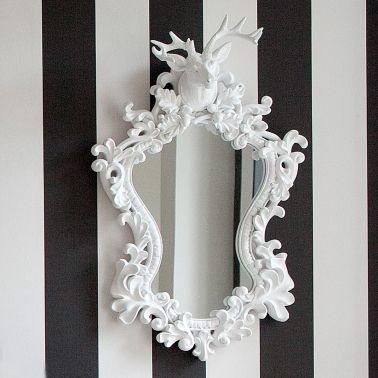 My Deer Looking Glass|Small / Wall Mirrors|Mirrors & Screens|French Bedroom Company