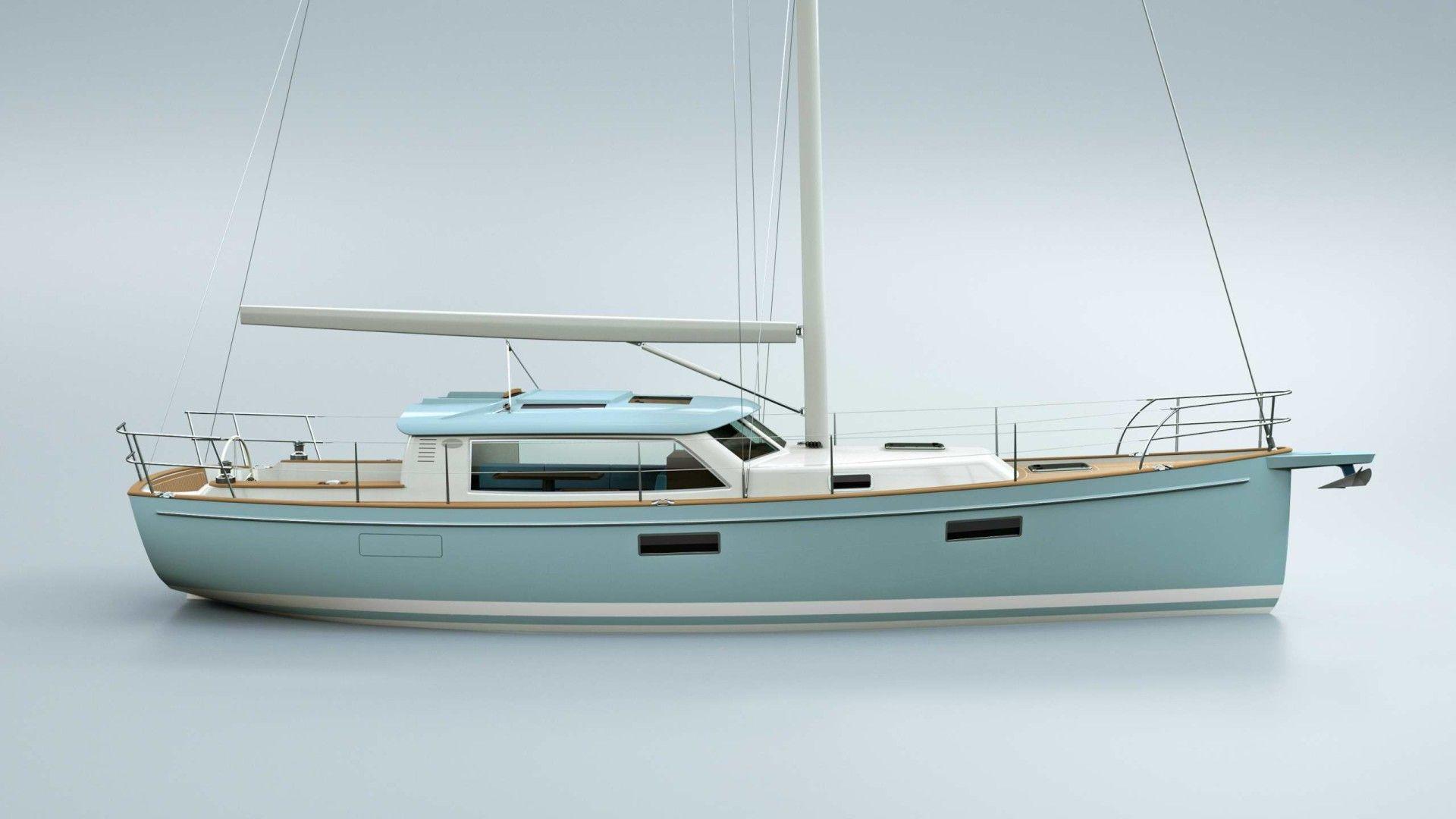 Pocket Pilot House Yacht in the making | Veleros | Pinterest | Veleros